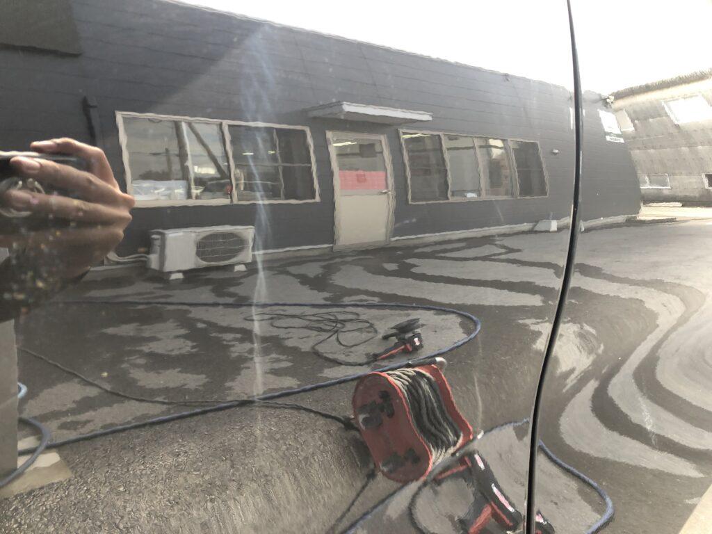 🔥趣向を変えて、磨いてみました!!《福岡・久留米市・小郡市の軽自動車・中古車はお任せ!軽自動車を探すなら、軽39.8万円専門店カーズー松尾自動車》🔥